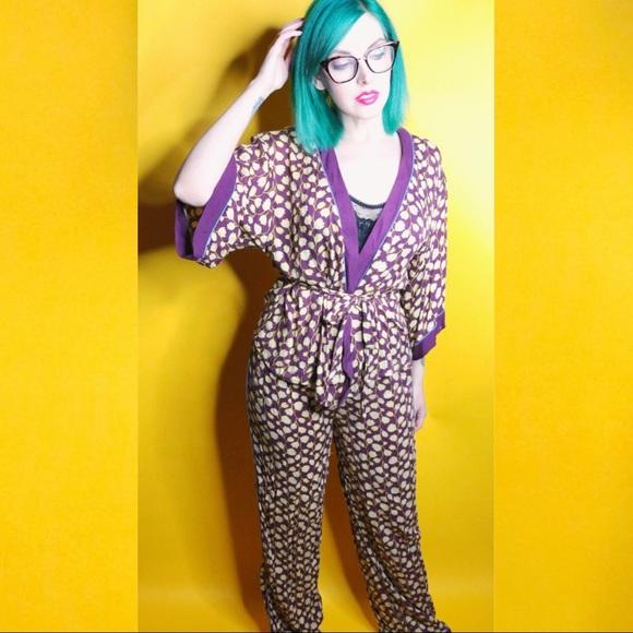 Xhilaration Pants - Two Piece Trousers & Kimono Style Top